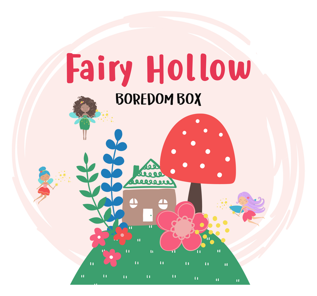 Boredom Box: Fairy Hollow