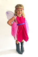 Load image into Gallery viewer, Child wearing a fairy costume