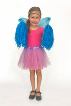 Load image into Gallery viewer, Child in fairy costume for birthday party