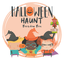 Load image into Gallery viewer, Urban Fort + Rock Paper Sprinkles | Boredom Box: Halloween Haunt
