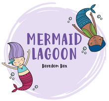 Load image into Gallery viewer, Boredom Box: Mermaid Lagoon