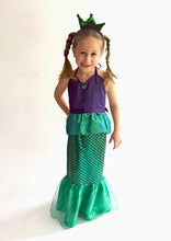 Load image into Gallery viewer, Mermaid Costume