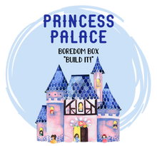 "Load image into Gallery viewer, Boredom Box ""Build It!"": Princess Palace"