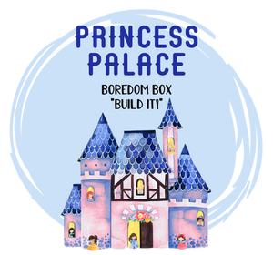 "Boredom Box ""Build It!"": Princess Palace"