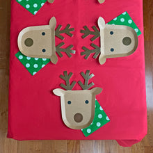 Load image into Gallery viewer, Meri Meri reindeer plates