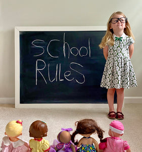 Boredom Box: School Rules