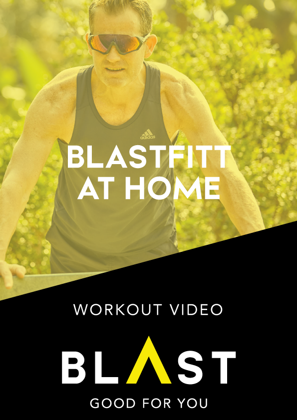 BLASTFITT | Upper Body Functional Workout