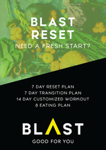 4-Week Reset | Customised Eating & Training Plan