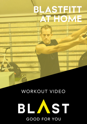 BLASTFITT | Double Core & Upper Body Workout