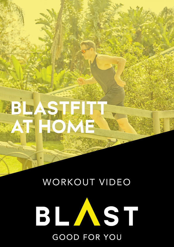 BLASTFITT | Cardio Sprint Workout