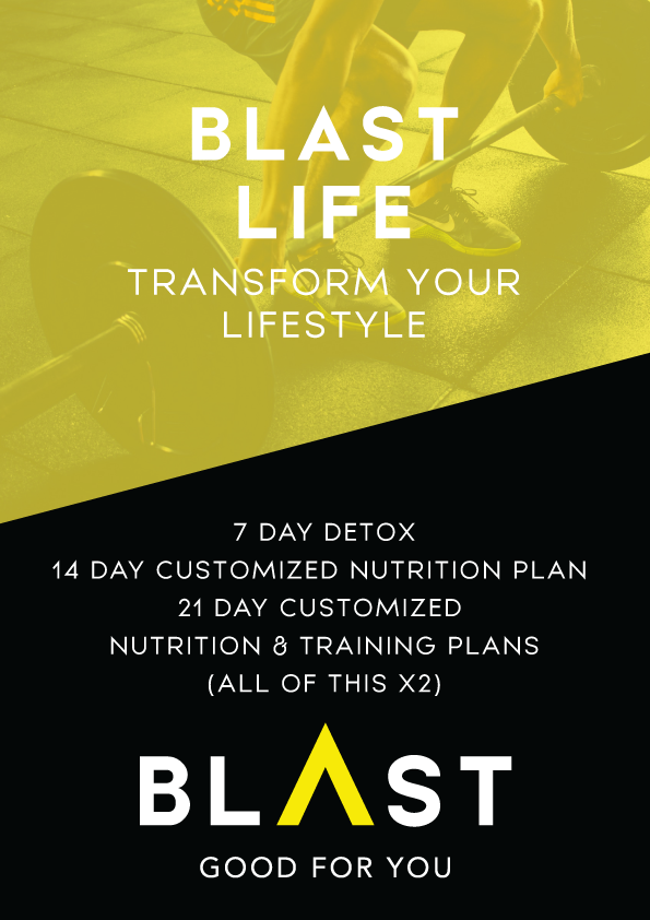 12-Week Life | Customised Eating & Training Plan