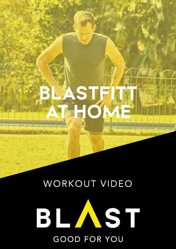BLASTFITT | Upper & Lower Body Workout