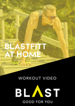 BLASTFITT | Bodyweight Leg Flow & Core