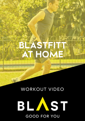 BLASTFITT | Bodyweight Leg Workout