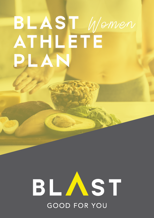 Women's 8-Week Athlete | Standard Eating & Training Plan