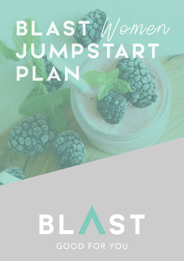 Women's 5-Week Jumpstart | Standard Eating & Training Plan