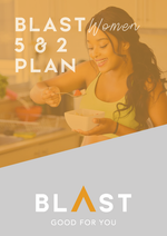 Women's 4-Week 5 & 2 | Standard Eating & Training Plan