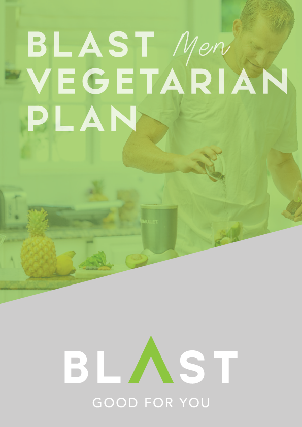 Men's 6-Week Vegetarian | Standard Eating & Training Plan