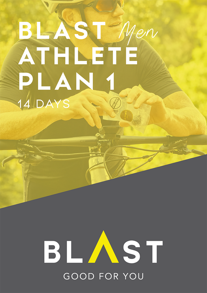 Men's 8-Week Athlete | Standard Eating & Training Plan