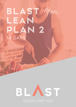Men's 8-Week Lean | Standard Eating & Training Plan