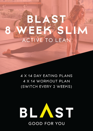 8-Week Slim | Customised Eating & Training Plan