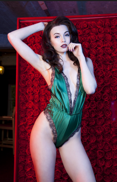 Alicia Teddy Emerald