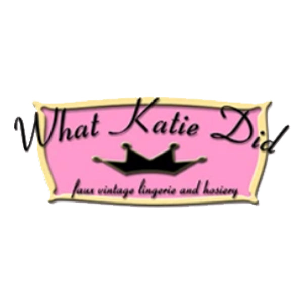 New Blush Satine Knickers by What Katie Did