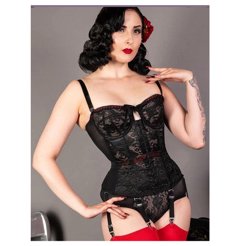 New Lulu Merry Widow by What Katie Did