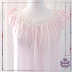Butter Soft Petal Pink Nightdress