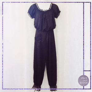 Polly 1980s Jumpsuit