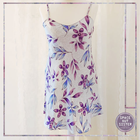 Ladyline Floral Slip Dress
