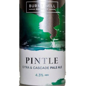 Burnt Mill / Pale Ale / PINTLE / 4.3% / 44cl