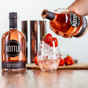Strawberry Gin Liqueur