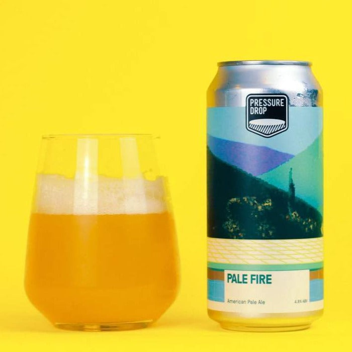 Pressure Drop / Pale Fire / 4.8% / 44cl