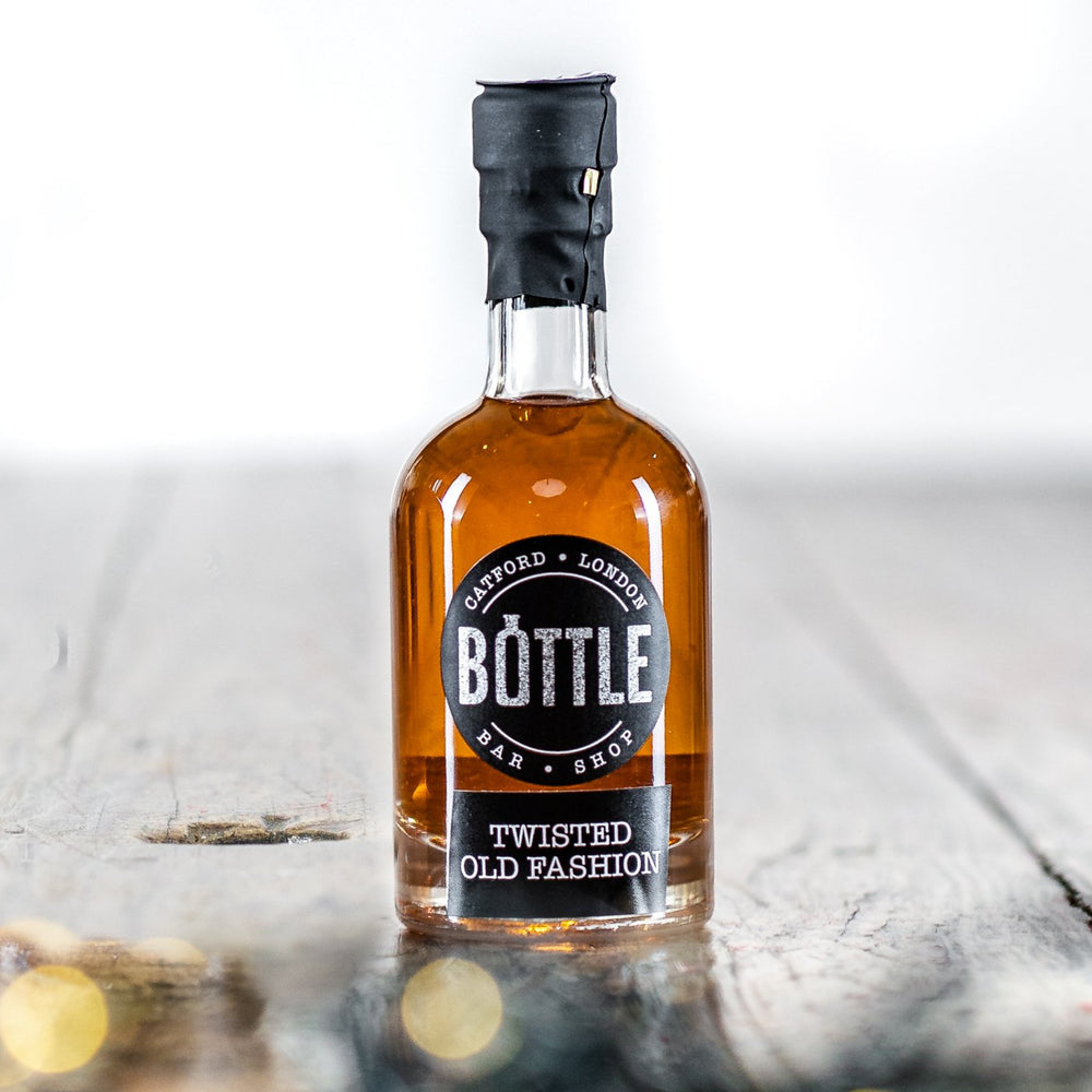 Twisted Old Fashioned stocking filler (10cl)