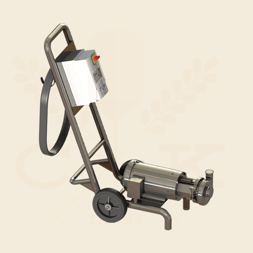 Portable Pump Cart
