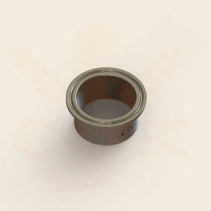 2.0 in. | Long Weld Ferrule | 3A 304