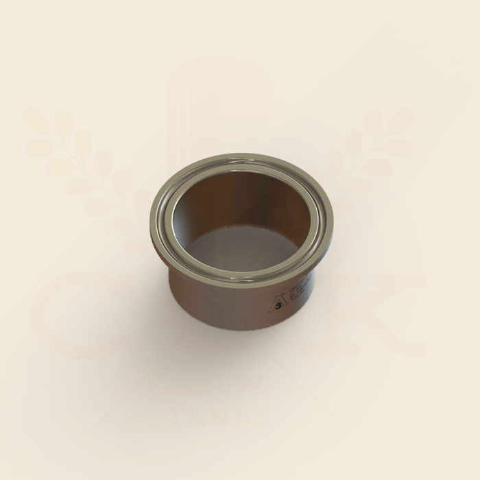 1.5 in. | Long Weld Ferrule | 3A 304