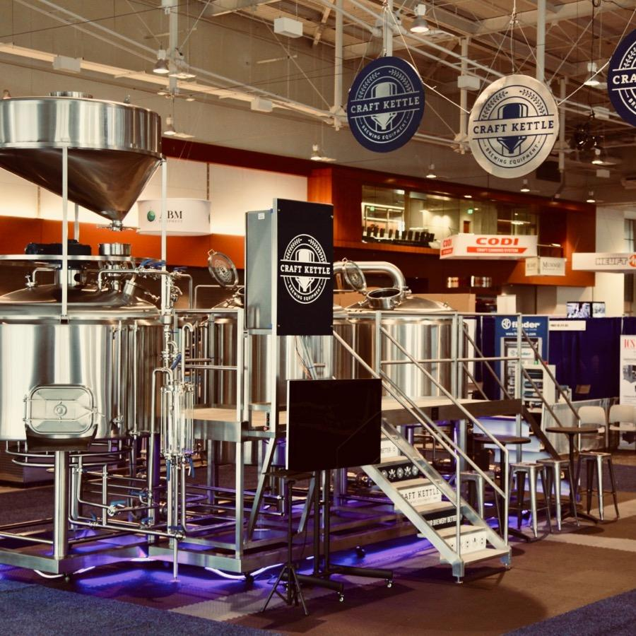Production Brewhouses | 15-60 BBL
