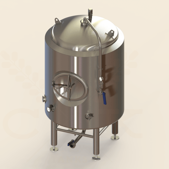 7 BBL | Brite/Serving Tank | Jacketed & Insulated