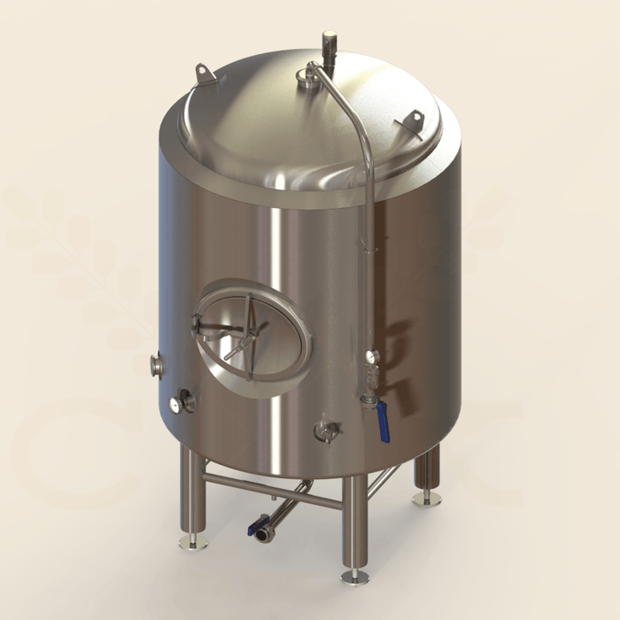 10 BBL | Brite/Serving Tank | Jacketed & Insulated