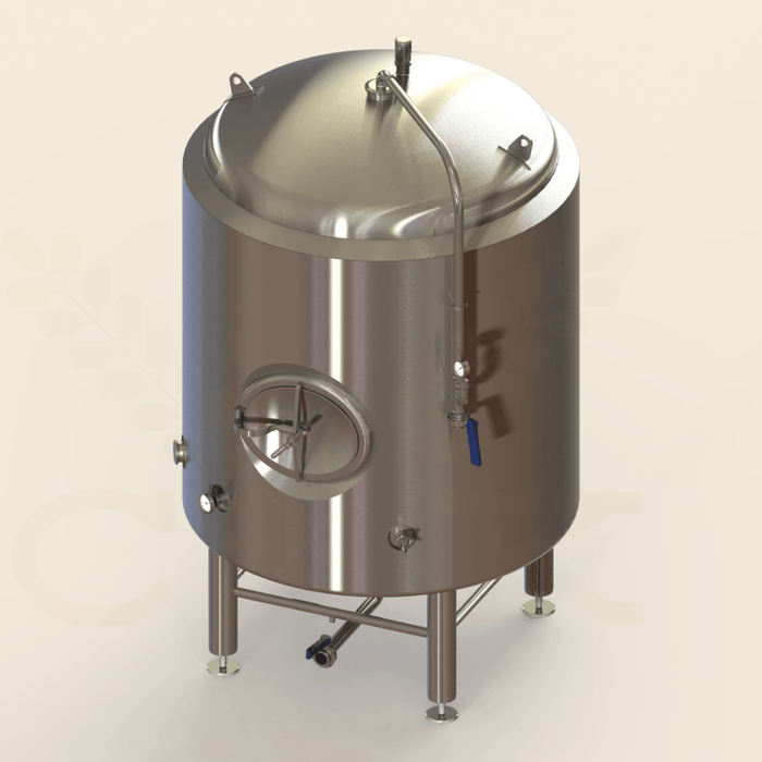 15 BBL | Brite/Serving Tank | Jacketed & Insulated