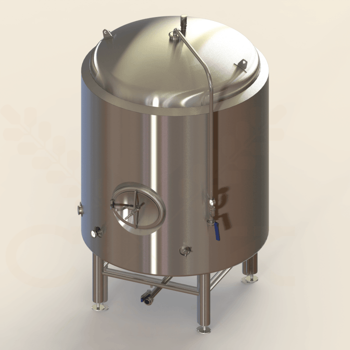 30 BBL | Brite/Serving Tank | Jacketed & Insulated