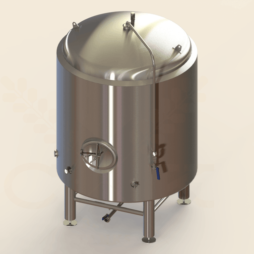 40 BBL | Brite/Serving Tank | Jacketed & Insulated