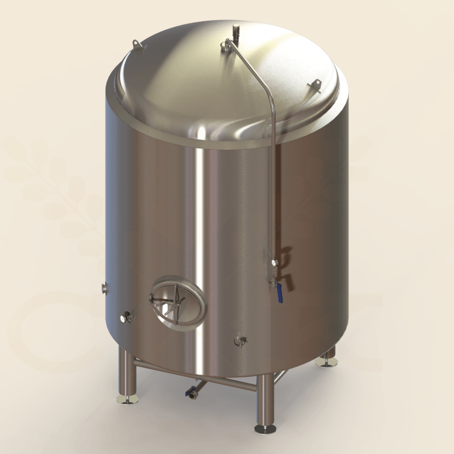 60 BBL | Brite/Serving Tank | Jacketed & Insulated