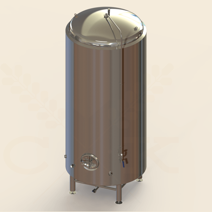 120 BBL | Brite/Serving Tank | Jacketed & Insulated
