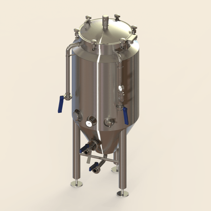 1 BBL | Uni-tank Fermenter | Jacketed & Insulated