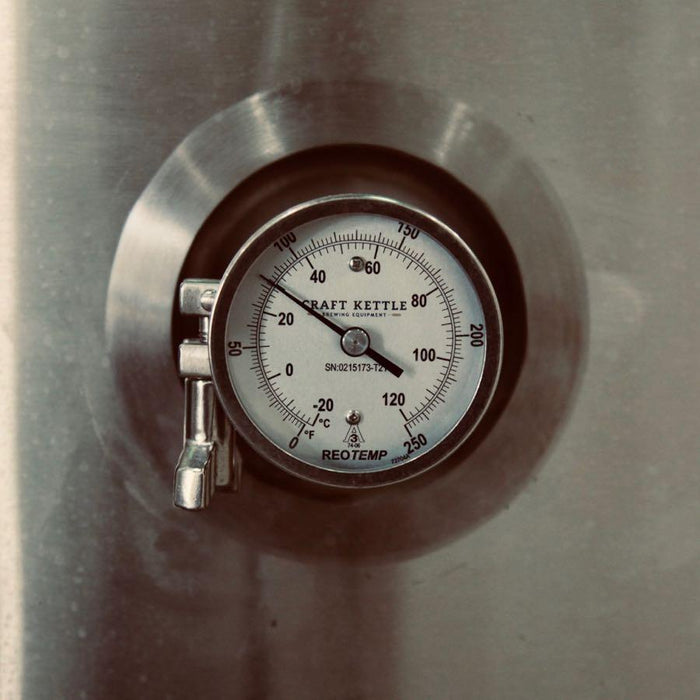 80 BBL | Uni-tank Fermenter | Jacketed & Insulated