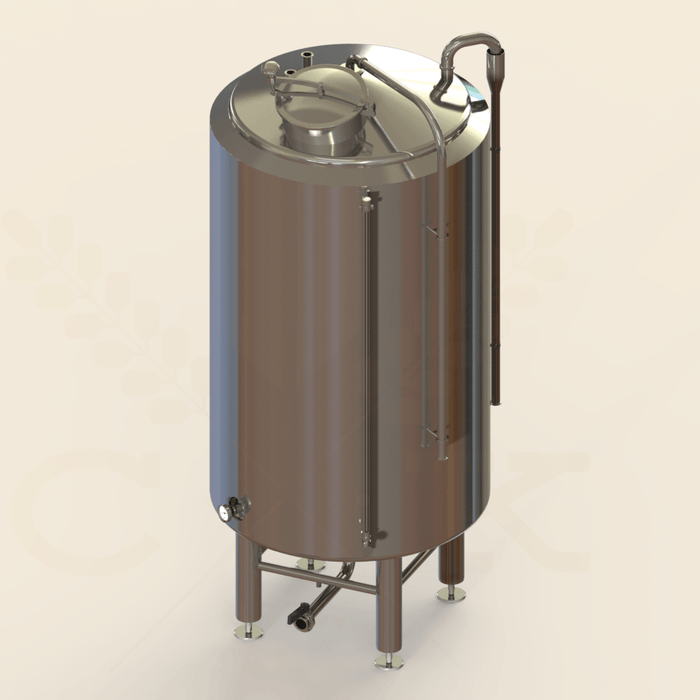 15 BBL | Hot Liquor Tank | Steam Jacketed