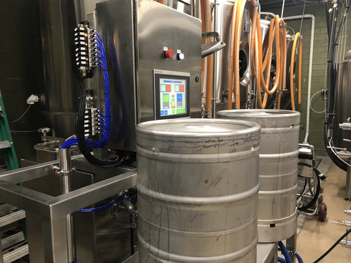 The CK II Keg Washer